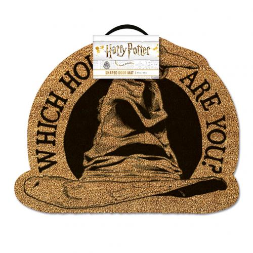 Harry Potter Doormat Sorting Hat