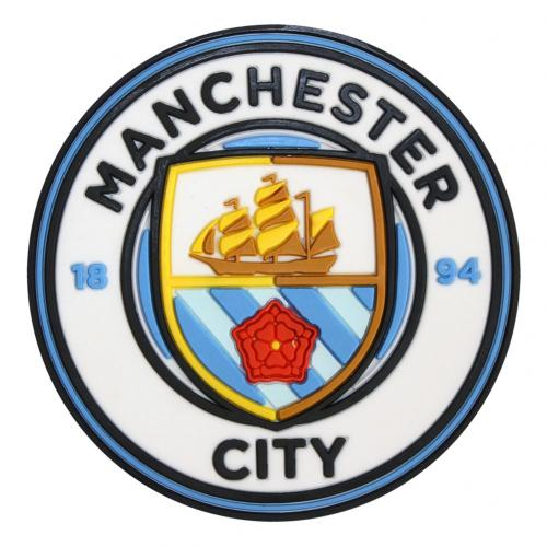 Manchester City F.C. 3D Fridge Magnet