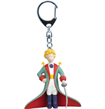 Plastoy 61038 - The Little Prince in a Big Suit Keychain