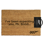 James Bond - 007 Doormat 311477