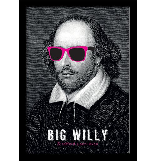 William Shakespeare Poster 311568