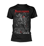 Realm Of The Damned T-shirt Horse