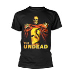 Plan 9 - The Undead T-shirt The Undead (BLACK)