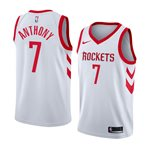 Men's Houston Rockets Carmelo Anthony Nike Association Edition Replica Jersey