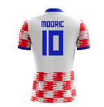 2018-19 Croatia Home Concept Shirt (Modric 10)