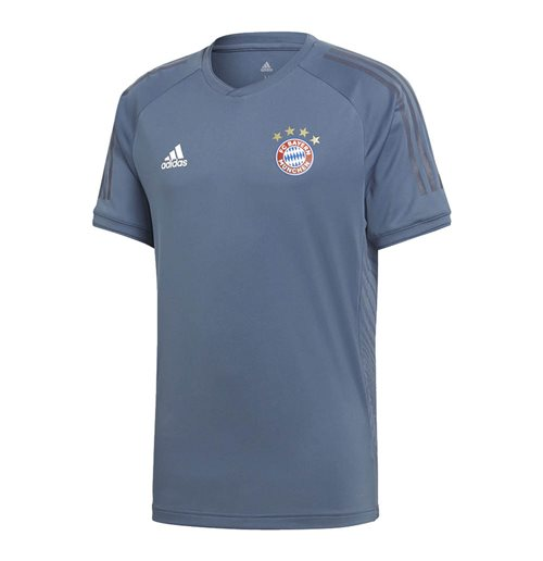 2018-2019 Bayern Munich Adidas UCL Training Shirt (Grey)