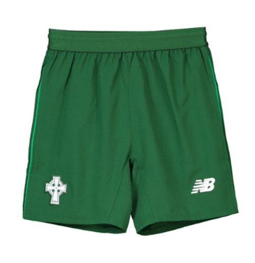 2018-2019 Celtic Away Shorts (Green) - Kids