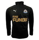 2018-2019 Newcastle Puma Training Fleece (Black)