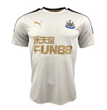 2018-2019 Newcastle Puma Stadium Jersey (White)