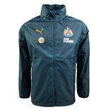 2018-2019 Newcastle Puma Rain Jacket (Corsair)