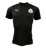 2018-2019 Newcastle Puma Casuals Polo Shirt (Black)