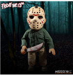 Friday the 13th Mega Scale Action Figure with Sound Feature Jason Voorhees 38 cm