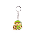 The Legend of Zelda 3D Metal Keychain 8-Bit Link 7 cm