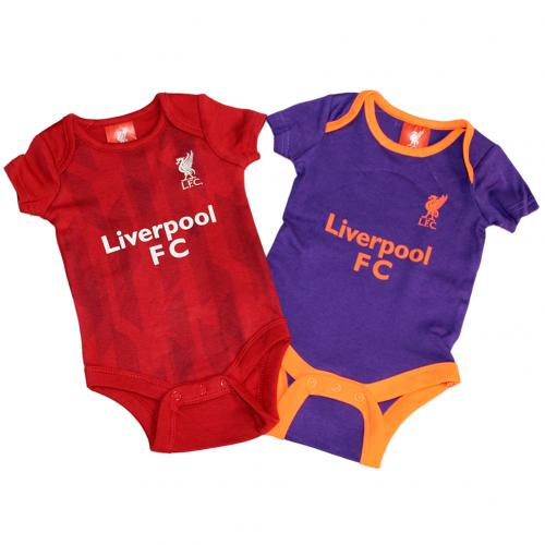 61d022287562 Liverpool FC Baby Bodysuits - Official Merchandise 2018 19