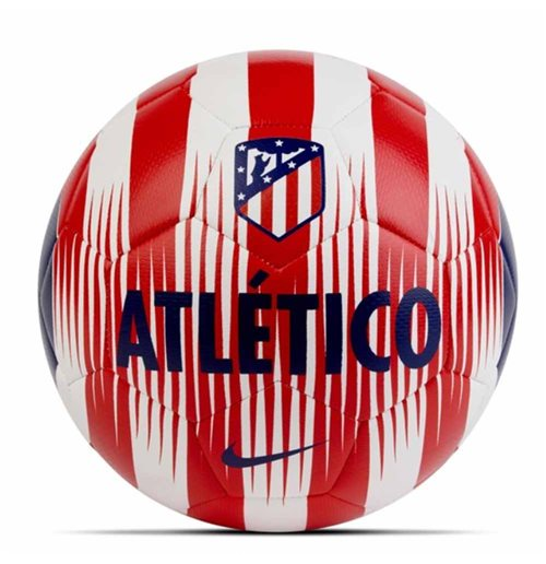 Buy Official 2018-2019 Atletico Madrid Nike Prestige Football (Red) c8d922d0c7562