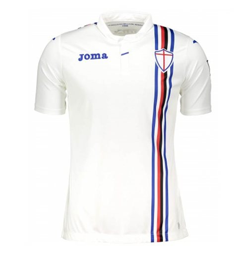 2018-2019 Sampdoria Joma Away Football Shirt