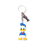 Disney - Donald Duck Rubber Keychain