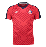 2018-2019 Lille Home Football Shirt