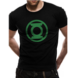 Green Lantern - Basic Logo - Unisex T-shirt Black