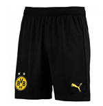 2018-2019 Borussia Dortmund Away Puma Shorts (Black) - Kids