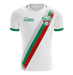 2018-2019 Bulgaria Home Concept Football Shirt