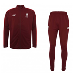 2018-2019 Liverpool Presentation Tracksuit (Red) - Kids