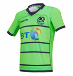 2018-2019 Scotland 7s Poly Alternate Rugby Shirt