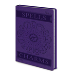 Harry Potter Premium Notebook A6 Spells & Charms