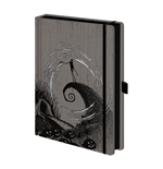 Nightmare before Christmas Premium Notebook A5 Moonlight Madness