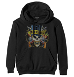 Guns N' Roses Men's Pullover Hoodie: Top Hat