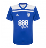 2018-2019 Birmingham City Adidas Home Football Shirt