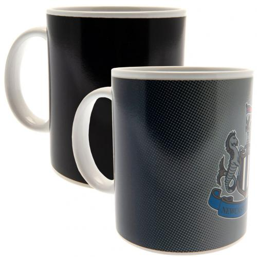 Newcastle United F.C. Heat Changing Mug