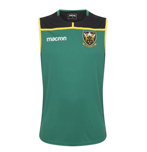 Green Rugby Player: Buy 2018-2019 Northampton Saints Macron Players Rugby
