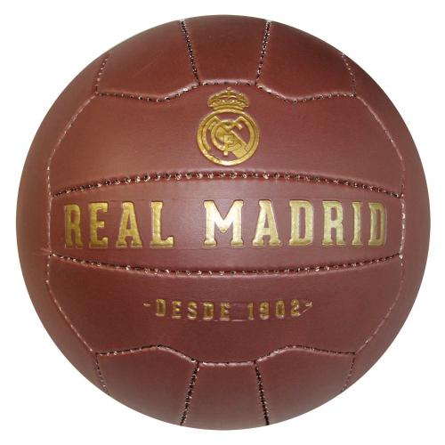 Real Madrid F.C. Retro Heritage Football