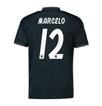 2018-19 Real Madrid Away Shirt (Marcelo 12)