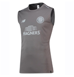 2018-2019 Celtic Elite Training Vest (Grey)