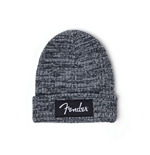 Fender - Heavy Knit Fender Patch Beanie