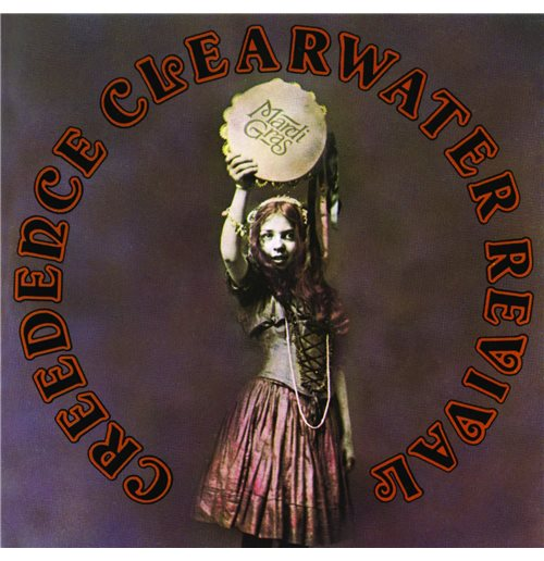 Vynil Creedence Clearwater Revival - Mardi Gras