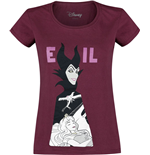 Disney Villains Ladies T-Shirt Snow White Evil
