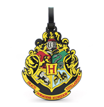 Harry Potter Rubber Luggage Tag Hogwarts New Ver.
