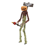 Nightmare before Christmas Silver Anniversary Action Figure Pumpkin King Jack 25 cm