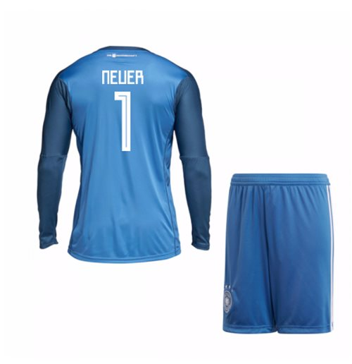 2018-19 Germany Home Mini Kit (Neuer 1)