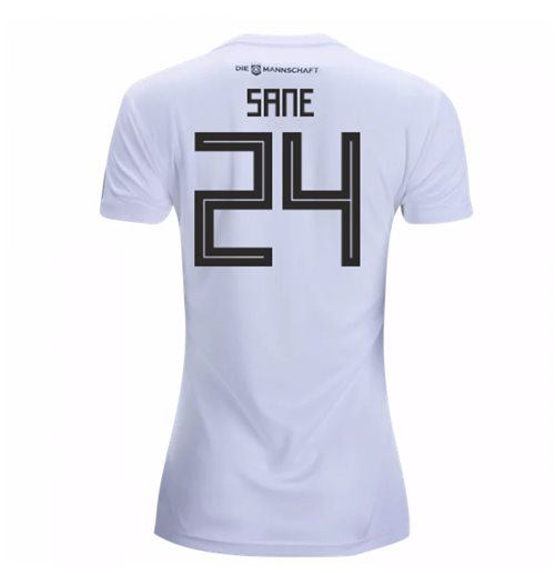 2018-19 Germany Home Womens Shirt (Sane 24)