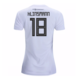 2018-19 Germany Home Womens Shirt (Klinsmann 18)