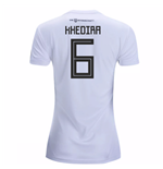 2018-19 Germany Home Womens Shirt (Khedira 6)