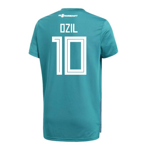 2018-19 Germany Away Training Shirt (Ozil 10)