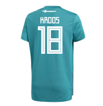 2018-19 Germany Away Training Shirt (Kroos 18)