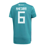 2018-19 Germany Away Training Shirt (Khedira 6)