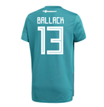 2018-19 Germany Away Training Shirt (Ballack 13)
