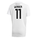 2018-19 Germany Home Training Shirt (Werner 11)